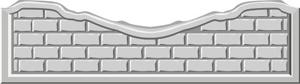 Плита железобетонная №9