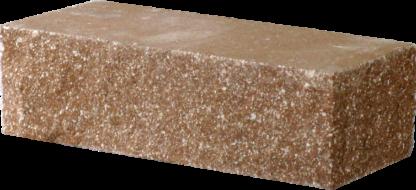 Кирпич декоративный угловой оранжевый