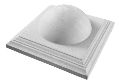 Шляпа на столб «Шар большой»