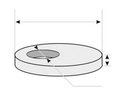 Плита желеобетонная